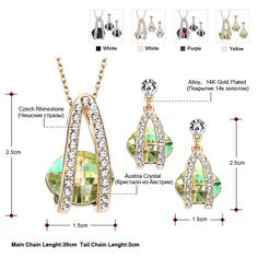 Austria Rhinestone Imitation Enamel Colorful Flowers Stud Earrings For Women Fashion Jewelry New Like it? www.lolfashion.ne... #Jewelry #shop #beauty #Woman's fashion #Products