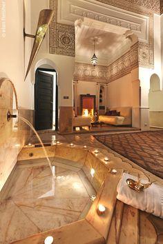 ~ ARABESQUE...ISLAMIC ARTS ~ ***Riad Farnatchi, Marrakech***