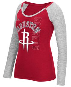 3b2926219023 adidas Women s Houston Rockets Liquid Dots T-Shirt Men - Sports Fan Shop By  Lids - Macy s. Polka Dot T ShirtsNba Los AngelesLos Angeles ClippersHouston  ...