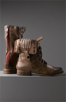 Steven Madden Combat Boots @Nordstrom