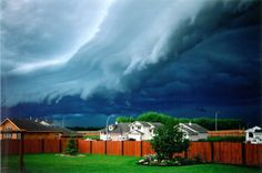 storm clouds are always the most amazing