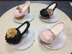 High Heel Cupcakes - Adrienne & Co. Bakery