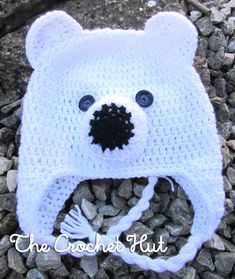 You won't feel chilly this winter with this little fellow. Here is the free pattern…. Sizes Small, medium and large Materials DK weight wo… Crochet Baby Hats Free Pattern, Crochet Kids Hats, Crochet Poncho Patterns, Crochet For Boys, Free Crochet, Crochet Ideas, Crochet Projects, Knit Hats, Crochet Animals