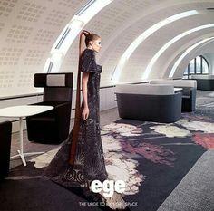 #egecarpets Paris Design Week 2015