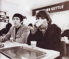Keith Moon & John Entwistle