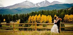 Estes Park Wedding.... I THINK YES! In love with the idea of a Colorado wedding!