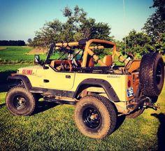1988 Jeep Wrangler Summer