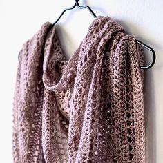 Crochet shawl pattern for Moon Tale Shawl by Cozysrows. Yarn: Malabrigo Mechita in colorway 131 Sand Bank Crochet Symbols, Crochet Patterns, Finger Weights, Slip Stitch, Crochet Shawl, Double Crochet, How To Look Pretty, Knitted Fabric, Swatch