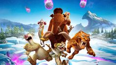 Watch Ice Age: Collision Course (2016) Full Movie Online