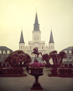 new orleans Irene Suchocki Places Around The World, Oh The Places You'll Go, Around The Worlds, New Orleans Homes, New Orleans Louisiana, Beautiful World, Beautiful Places, Weekend In New Orleans, Fantasy Landscape
