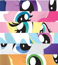 Free, My Little Pony Friendship is Magic Eyes by KatieKPhoto. on deviantART printable coloring book pages, connect the dot pages and color by numbers pages for kids. Manado, Mlp Eyes, Otaku, Little Poni, Cute Ponies, My Little Pony Party, Magic Eyes, My Little Pony Friendship, Twilight Sparkle