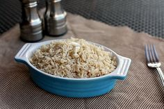 Make Soft and Fluffy Rice