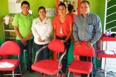 Arroyo Seco Qro. 08 de Noviembre del 2016.- Con la finalidad de contribuir al desarrollo y auto empleo, gracias la...