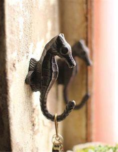 Seahorse Wall Hook                                                       …