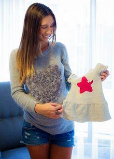 R de Rita: F de Francisca * 3 - 15 Dias Antes... Maternity Session