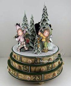 Winter Wonderland Advent Calendar - Magnolia-licious Holiday Blog Hop (via Bloglovin.com )