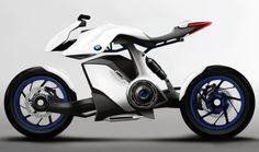 BMW Kunst Motorcycle