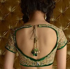 Saree Blouse Design