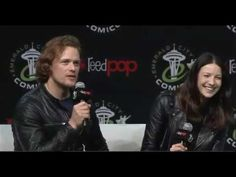 ECCC Outlander - YouTube. The Outlander Panel in its entirety. Caitriona Balfe and Sam Heughan.