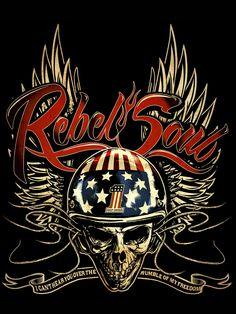 Rebel Logos | Rebel Soul Logo