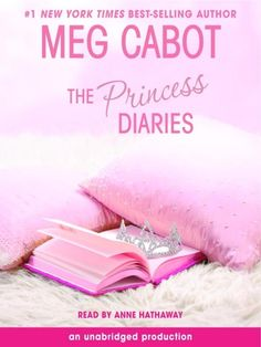2. The Princess Diaries Series by Meg Cabot