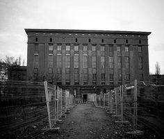 Berghain - Berlin I'm gonna get you! The world capital of techno . Berlin Ick Liebe Dir, Berlin Techno, Music Maniac, Techno House, Techno Music, Music Artwork, Foto Art, Berlin Germany, Germany