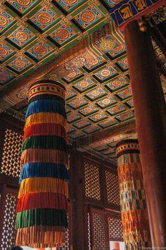 Beijing — China (Lama Temple)