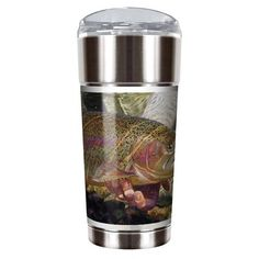 Great American Products Mark Susinno's Rainbow Trout 24 oz. Insulated Tumbler