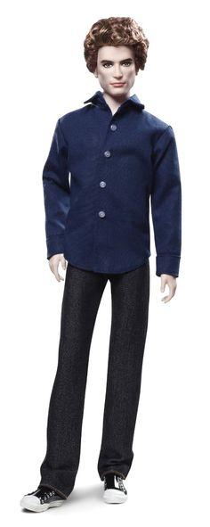 "Barbie Collector. The Twilight Saga: Breaking Dawn Part II - Jasper fashion doll. Pink Label. Кукла (Ken * Кен) Джаспер коллекционная для коллекционеров Барби. Джаспер - персонаж из фильма про вампиров ""Сумерки. Сага. Рассвет: Часть 2"""