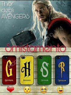 Adesso tocca a smistare #Thor degli #Avengers ⚡ Tocca a voi #CappelloParlante ⚡  ⚡Hermione⚡
