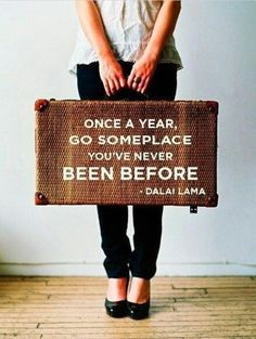 New Adventure A Year
