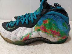 4f451aec367 Nike Air Foamposite One XX Royal Blue Foam Size 7.5 Basketball Penny 895320  500  fashion