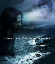 Oohh. Just the face of Peeta makes me just want to hug him and make him feel better.