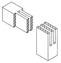 Loviliitoksen suunnittelu - Puusepän liitokset - PuuProffa
