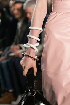 Proenza Schouler, Fall 2017 - New York's Bold Runway Jewelry - Jewelry Trends