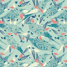 millie marotta via Print & Pattern