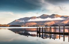Early Morning Light on Skiddaw by Jerry Fryer http://flic.kr/p/LAn6P3