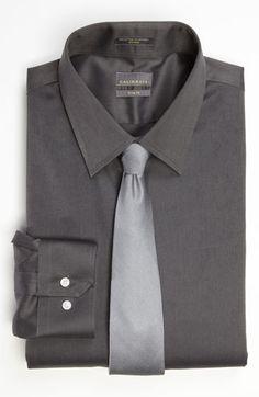 695b641d18 Calibrate Dress Shirt   Calvin Klein Tie