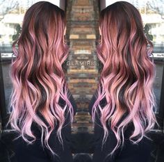 This  @glamiris #hair #mermaid #sogorgeous
