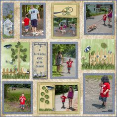 Birthday Walk With Shawn. Kit: Countryside by Scrapbird Designers collab http://scrapbird.com/kits-c-446/scrapbird-collab-c-446_113/countryside-p-18165.html