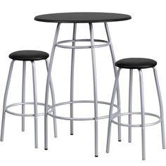 Flash Furniture Bar Height Table and Stool Set  #coolstuff #gameroom #recroom#BarTableSet #BarstoolSets #BarHeightTable #decor #BarstoolTableSet #Barstools #BarFurniture
