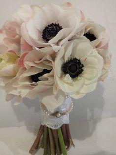 brautstrau by mimy85 on pinterest magnolia bouquet white orchid bouquet and orchid bouquet. Black Bedroom Furniture Sets. Home Design Ideas