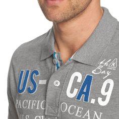Gaastra Polo shirt Lew Grey