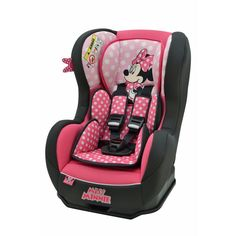 DISNEY MINNIE MOUSE BABY TODDLER CAR SEAT PINK - GROUP 0-1 - BRAND NEW - GIFT  in Baby, Car Seats & Accessories, Car Seats | eBay!