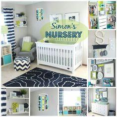 Simon S Nursery Reveal