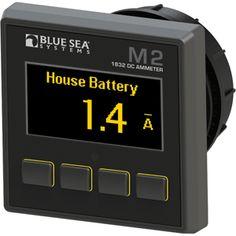 Blue Sea M2 DC Ammeter