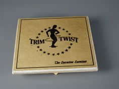Trim Twist, The Executive Exerciser. exerciser. 1965