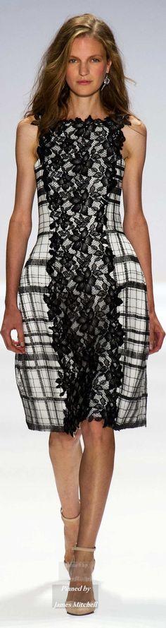 Tadashi Shoji Collection Spring 2014 Ready-to-Wear