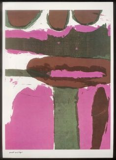 """Galerie Allen in Paris has extended the exhibtion, """"But, There is Only One Thing That Has Power,"""" the works of Sister Corita Kent through Ma. Sign Printing, Screen Printing, James Rosenquist, Robert Motherwell, Poster Prints, Art Prints, Claes Oldenburg, Abstract Pattern, Jasper Johns"""