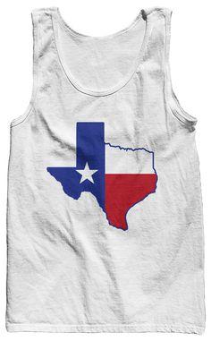 The Texas Tank Top